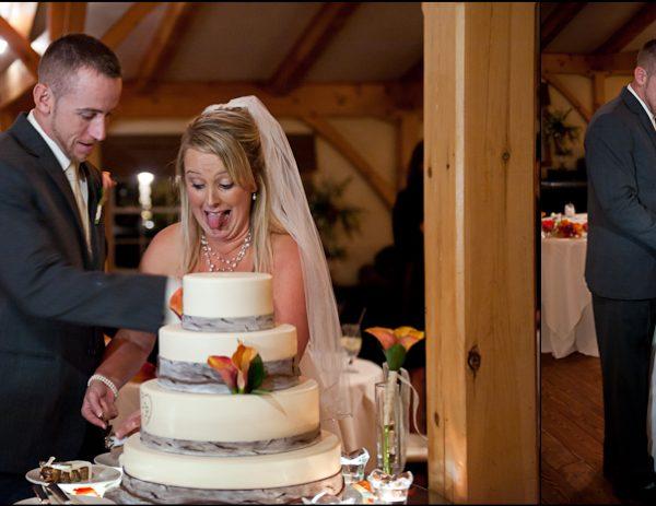 Courtney & Rick's Wedding - Zorvino Vineyards | New Hampshire Wedding Photographer