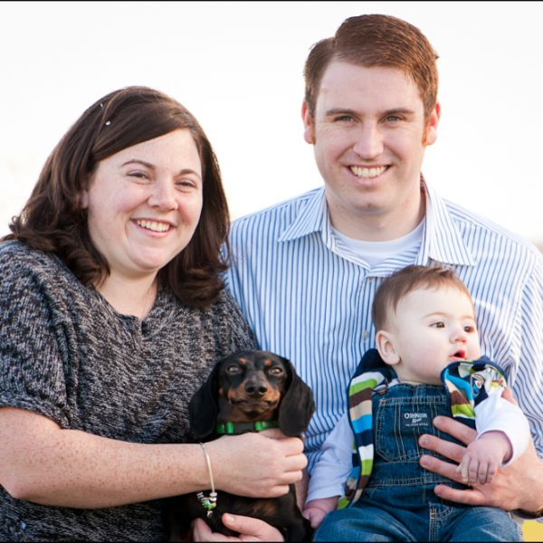 Baby Zach - Larz Anderson Park | Boston Family Portrait Photographer