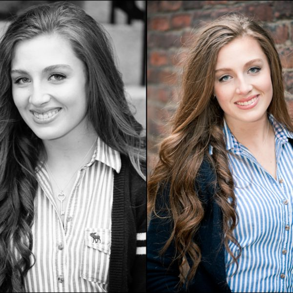 Emily's Beacon Hill Senior Portraits | Boston Senior Portrait Photographer