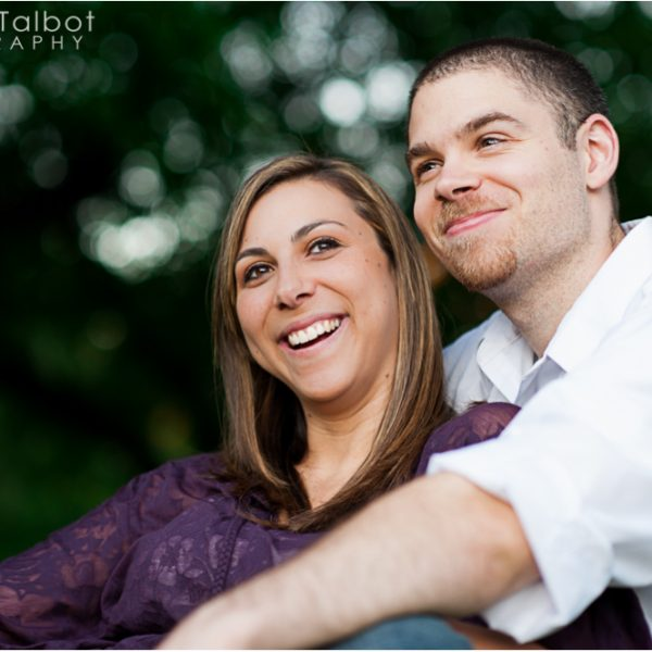 Natalie & Julian | Beacon Hill Engagement Session | Boston Wedding Photographer