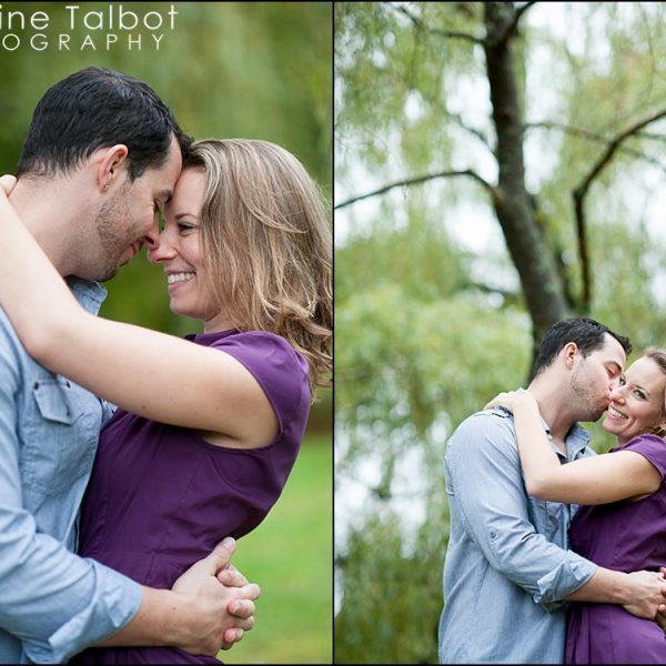 Cassie & CJ | Larz Anderson Park Engagement | Boston Wedding Photographer