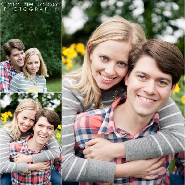 Abbie & Devin | Lovebird Session, Larz Anderson Park | Boston Engagement Photographer