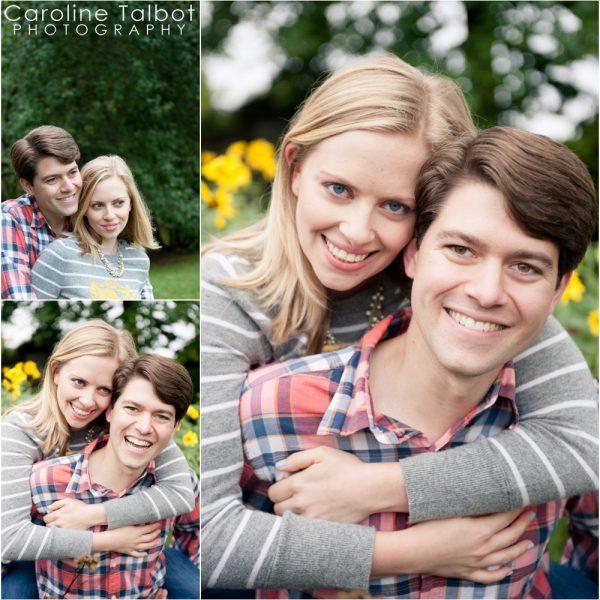 Abbie & Devin | Lovebird Session, Larz Anderson Park | Boston Engagement Photographer