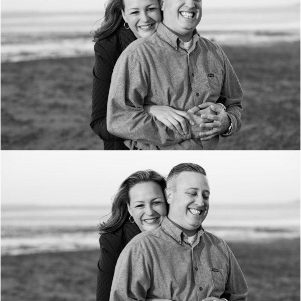 Maureen & Greg | Plymouth, MA Engagement Session | Cape Cod Wedding Photographer