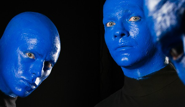 Blue Man Group Boston | The Show and the Shoot