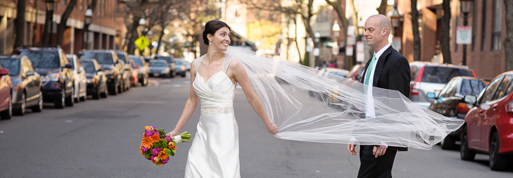Ally & Ryan's Intimate North End Wedding