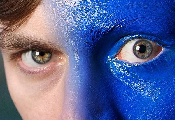 Greg Balla - Behind the Blue!