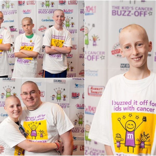 One Mission's Kid's Cancer Buzz Off 2013!