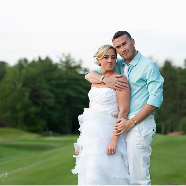 Lesley & Andrew's British-American Wedding!