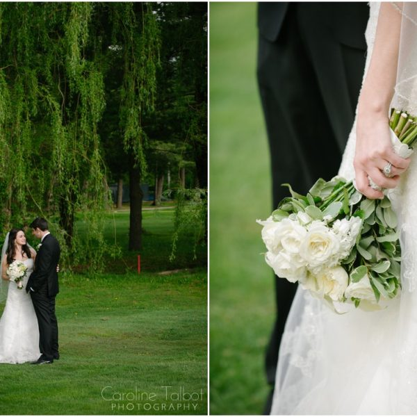 Gina & Nick: Married! | A Tatnuck Country Club Wedding