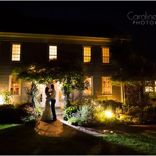 Alyssa & Mike's Fairytale Arrows Restaurant Wedding