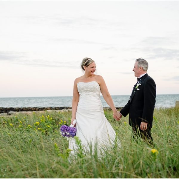 Maureen & Greg: Married | A Lighthouse Inn Wedding