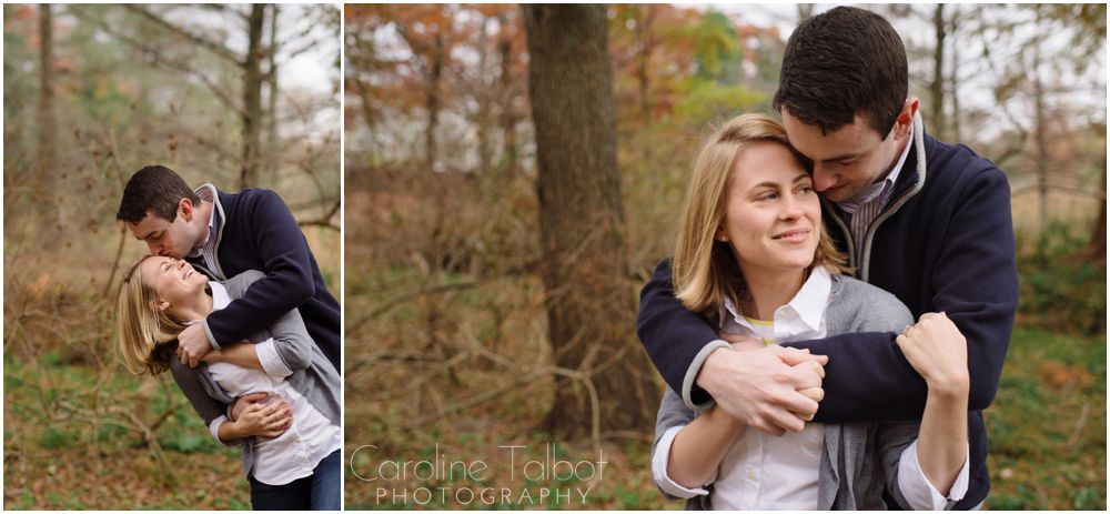 An Arnold Arboretum Engagement Session & Millenium Park Engagement Session