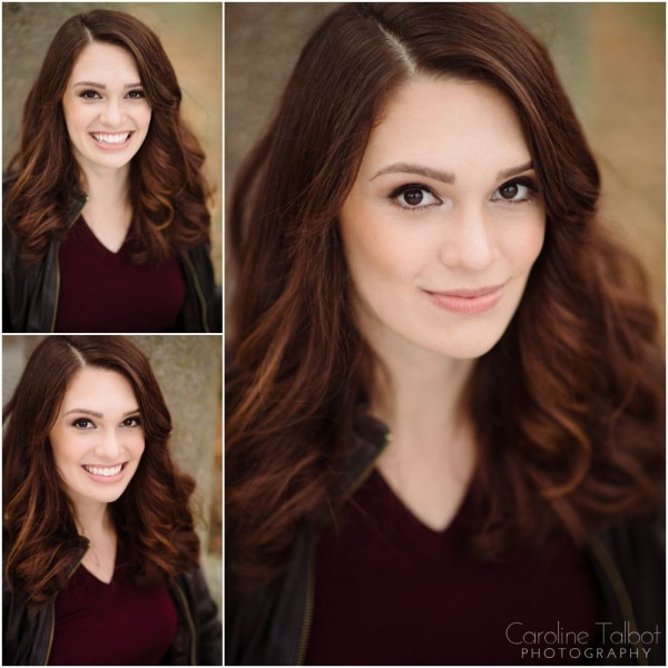 Jenna is a rising star! | Boston Actor Headshot