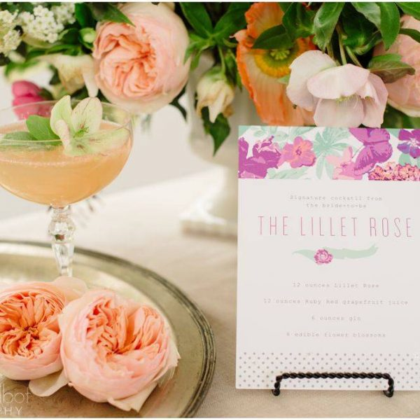 A Spring Bridal Shower Inspiration Shoot