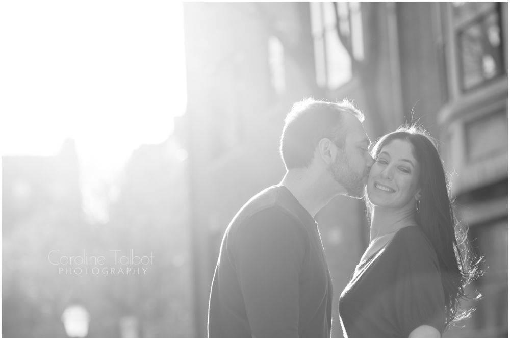 Beacon Hill Engagement Session | Caroline Talbot Photography | ctalbotphoto.com