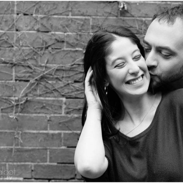Nicki & Mark's Beacon Hill Engagement Session!