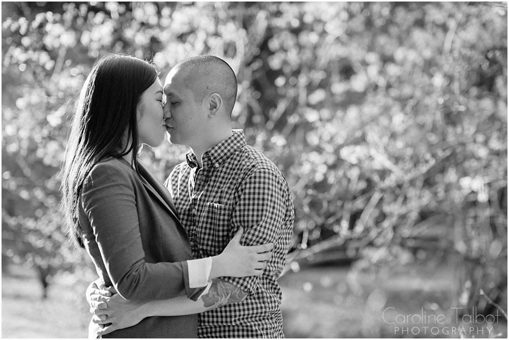 Wellesley College Engagement Session   Caroline Talbot Photography   ctalbotphoto.com