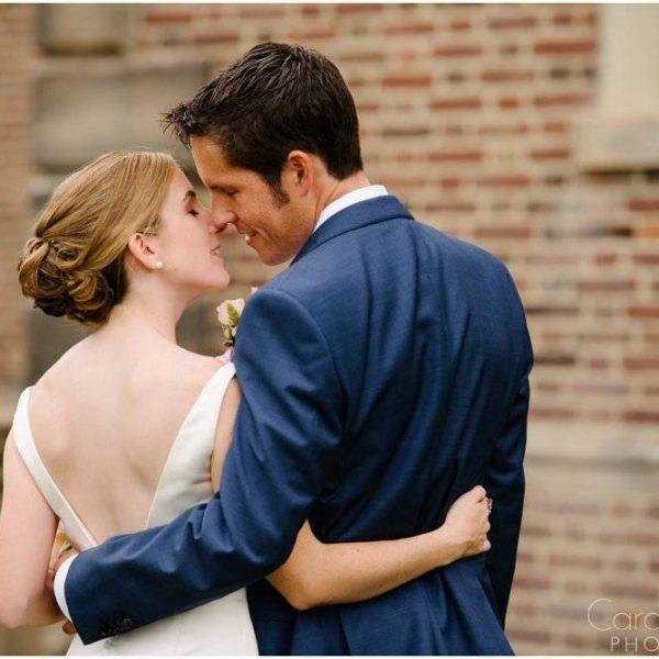 Heather & MacLean: Married at Castle Hill, Crane Estate!