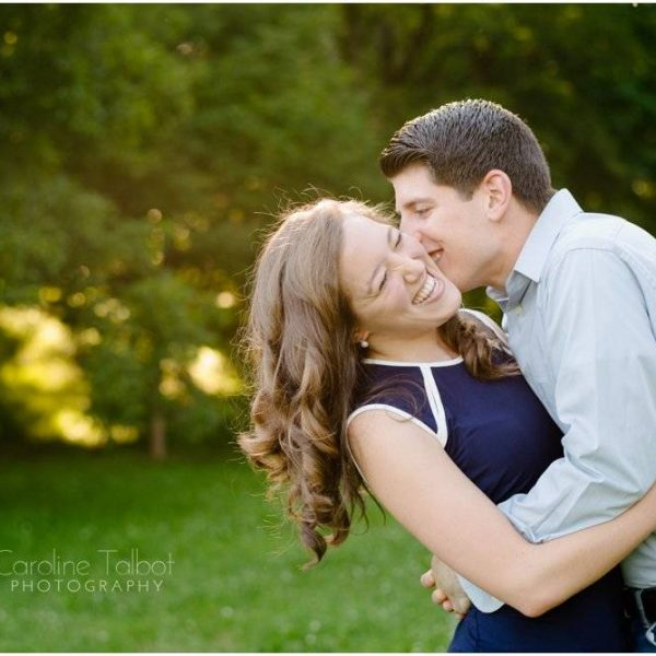 Christina & Stephen: Engaged! |Arnold Arboretum Engagement Session