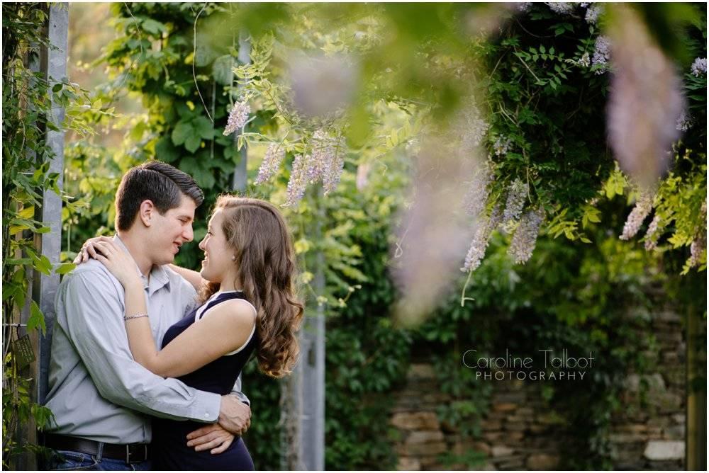 Arnold Arboretum Engagement Session | ctalbotphoto.com