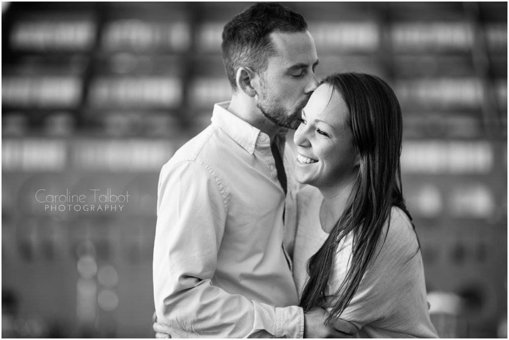 Boston Sunrise Engagement Session | ctalbotphoto.com