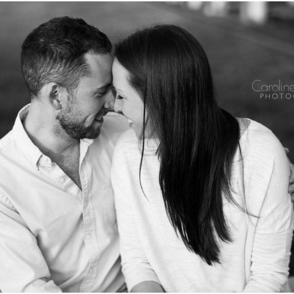 Em & Corey: Engaged! | Boston Sunrise Engagement Session