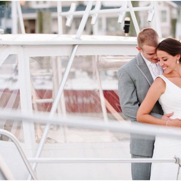Jackie & Chris: Married!  | Pine Orchard Yacht & Country Club Wedding