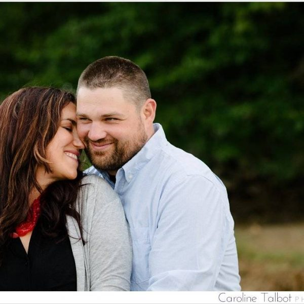 Jill & Brian: Engaged! | A Bay Farm Engagement Session in Duxbury, MA