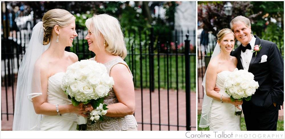Boston Mariott Long Wharf Wedding