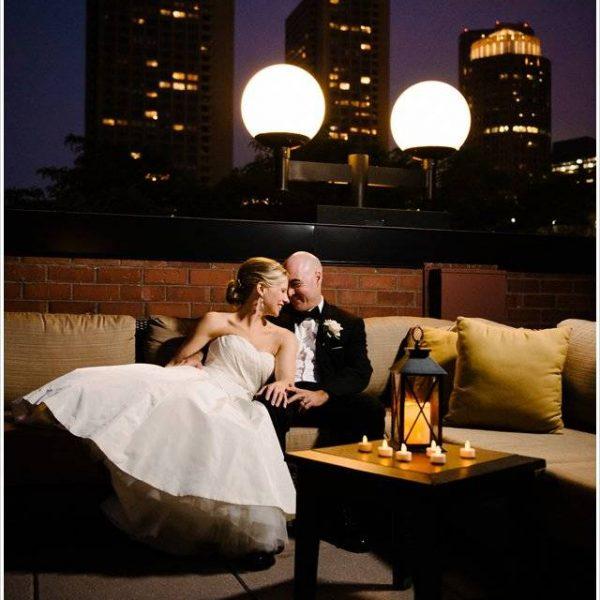 Meredith & Tom: Married! | A Boston Marriott Long Wharf Wedding