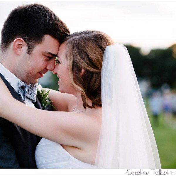 Steph & Dan: Married! | White Cliffs Country Club Wedding