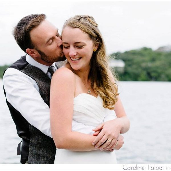 Meredith & Justin: Featured On The Knot!