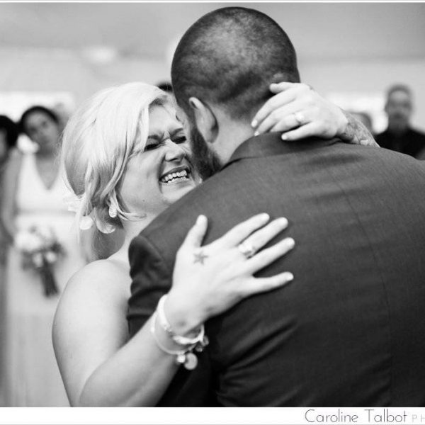 Janelle & Shawn: Married! | New Hampshire Private Barn Wedding