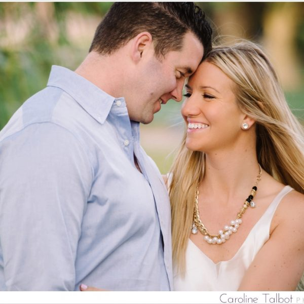 Kristen & Matty: Engaged! | A Beacon Hill Engagement Session