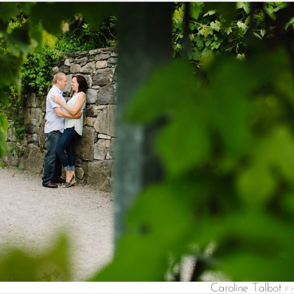 Christine & Matt: Engaged! | An Arnold Arboretum Engagement Session