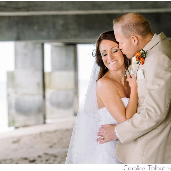 Diane & Chris: Married!  | A North Shore Beach Wedding
