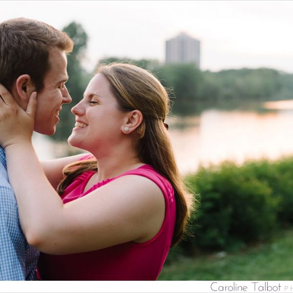 Nora & Rick: Engaged! | A Cambridge Engagement Session