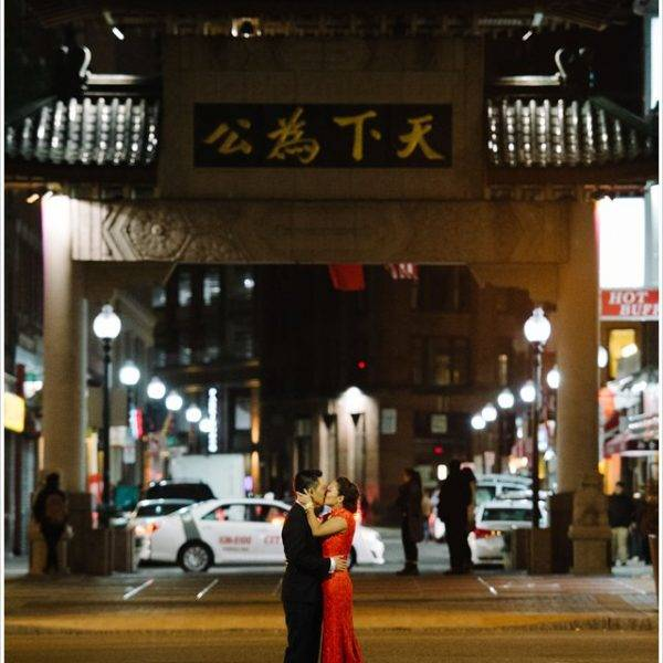 Diana & Alan: Married! | A Traditional Chinese Boston Wedding