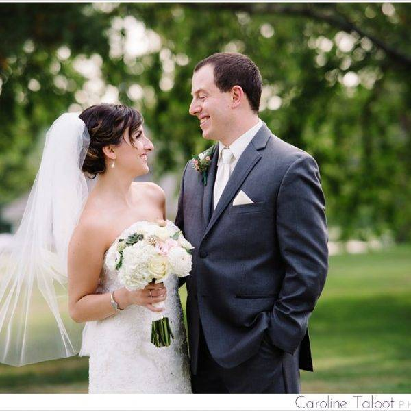 Dana & Alec: Married! | An Endicott Estate Wedding