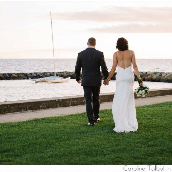 Christine & Matt | A Lighthouse Inn Wedding