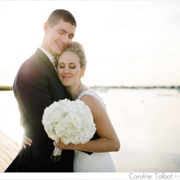 Michelle & Mike: Married! | A West Dennis Yacht Club Wedding