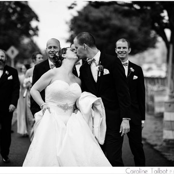 Kristen & Brooks: Married! | A Museum of Science Boston Wedding