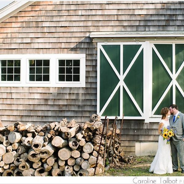 Lindsey & Aaron: Married! | A Nashoba Valley Winery Wedding