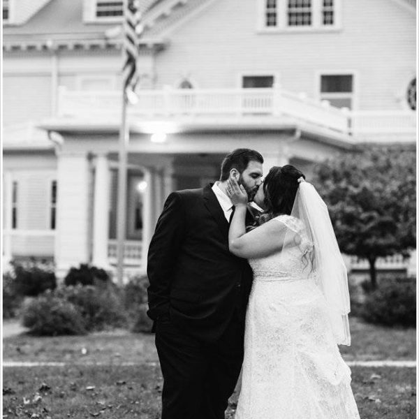 Erica & David: Married! | An Endicott Estate Wedding