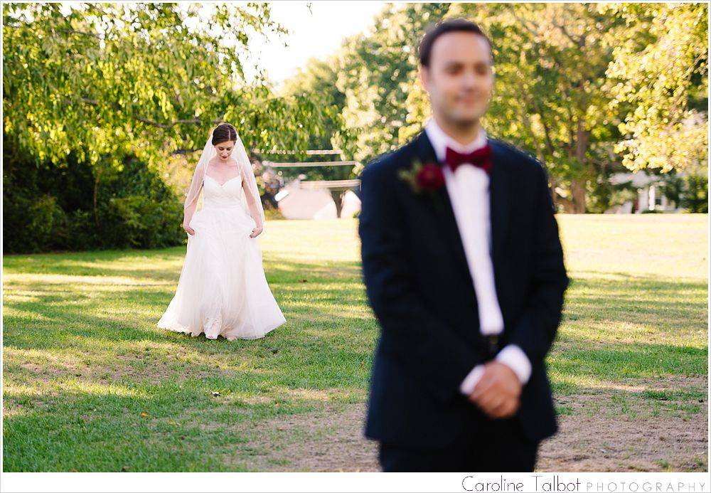 Rebecca cominsky wedding