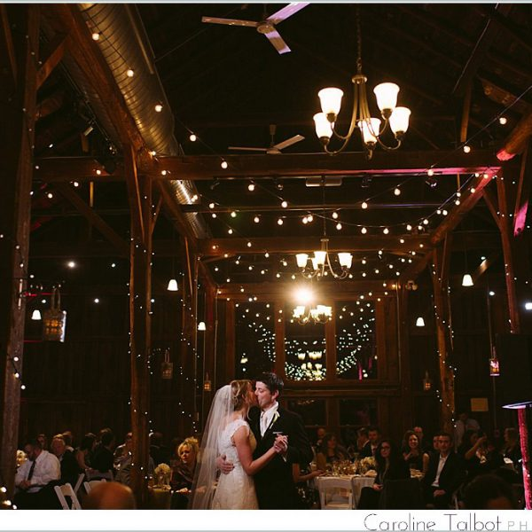 Katie & Jim: Married! | A Red Barn Hampshire College Winter Wedding